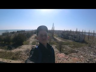 VLOG Залезли на Военую Базу. Новая пачка Патрон.Змеи.They climbed the Military Base. New pack Patron