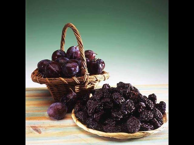Чернослив в домашних условиях Prunes at home