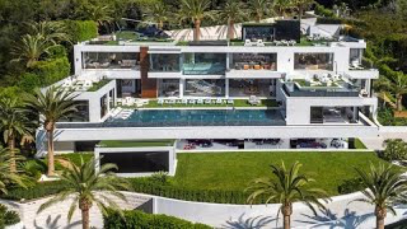The Most Expensive Home in the U.S. | 924 Bel-Air Rd