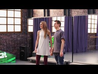Танцы: Ирина Кононова и Тэо Эдуард - Хореография семьи Апполоновых (сезон 3, серия 17)