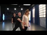 Танцы: Светлана Яремчук и Дмитрий Щебет - Хорошие отношения (сезон 3, серия 17)