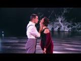 Танцы: Максим Жилин и Вишня (Nina Simone, Hal Mooney - I Put a Spell on You) (сезон 3, серия 18)