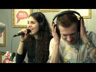 АлоэВера – Не было. Радио «Серебряный дождь», программа «Что-то хорошее» эфир от 28.04.2016