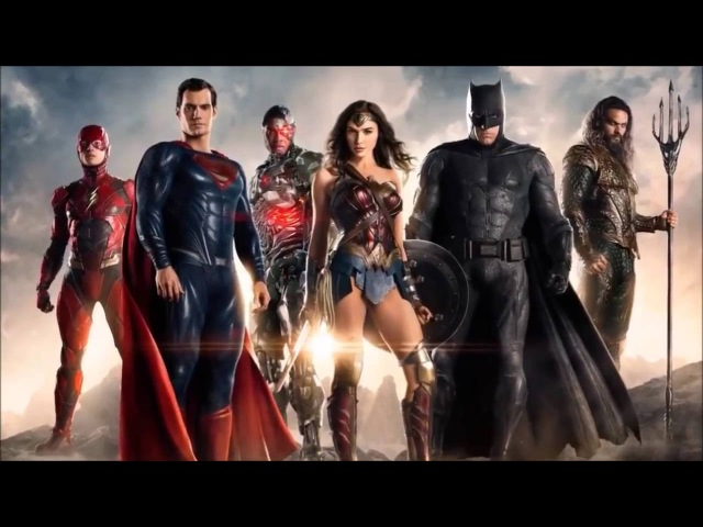 Супермен в черном костюме? Интересные НОВОСТИ ⁄ ЛИГА СПРАВЕДЛИВОСТИ 2017