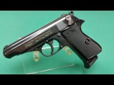 Walther PP Kaliber 9mm P.A.K. (PTB 620) Review