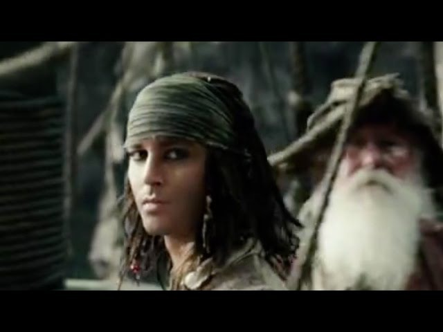 Pirates of the Caribbean 5: Dead Men Tell No Tales | official trailer 4 (2017) Johnny Depp