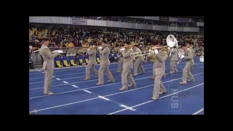 Хітяра! Танцюючий оркестр на НСК Олімпійський