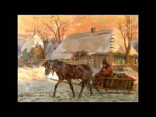 Wyjeżdżaj furmanku - Piosenka ludowa z Warmii (Polish folk music)