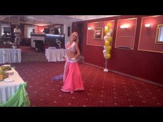Tanya Yukha - belly dance (solo tabla)