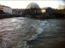 Inondations à Quimper (29) dans la nuit de jeudi à vendredi 7 février