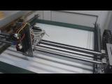 Лазерный выжигатель с ЧПУ. Механика
