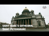 Saint Isaac's Cathedral. Saint Petersburg.
