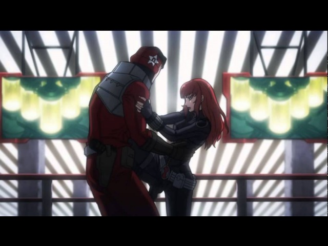 Avengers Confidential Black Widow and Punisher HD