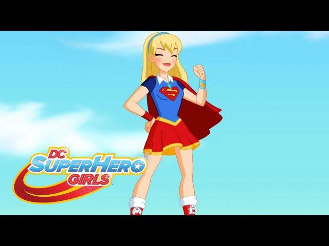 Бэтгерл против Супергерл (6)   Серия 203   DC Super Hero Girls