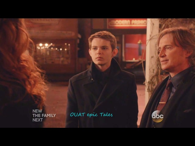 Once Upon A Time 5x19 End Scene Rumple Peter Pan Zelena