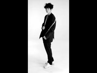 160715 #EXO #Baekhyun W KOREA app update (3)