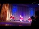 """Масленица в ДК """"Киндяковка"""". Провожали зимушку танцем """"Новогодние Балерины"""", ШДТ """"Пластилин"""", группа 4-5 лет."""