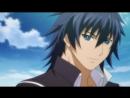 [AniDub] 12 серия [END] [BDRip] - Потерявшийся герой забрал девицу домой / Hagure Yuusha no Estetica