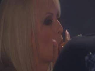 Stormy Daniels Smoking cork