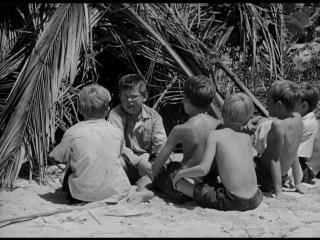 Повелитель мух / Lord of the Flies (1963) HD 1080p