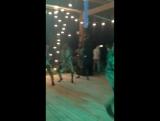 Кусок видео с фото съёмок