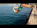 Прыжки в воду Анапа, заднее сальто, арабка,гейнер,лейминг, корк, дедпул,венты и т.п.