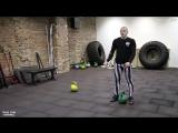 Как с помощью гири прокачать все тело! Упражнение на все группы мышц