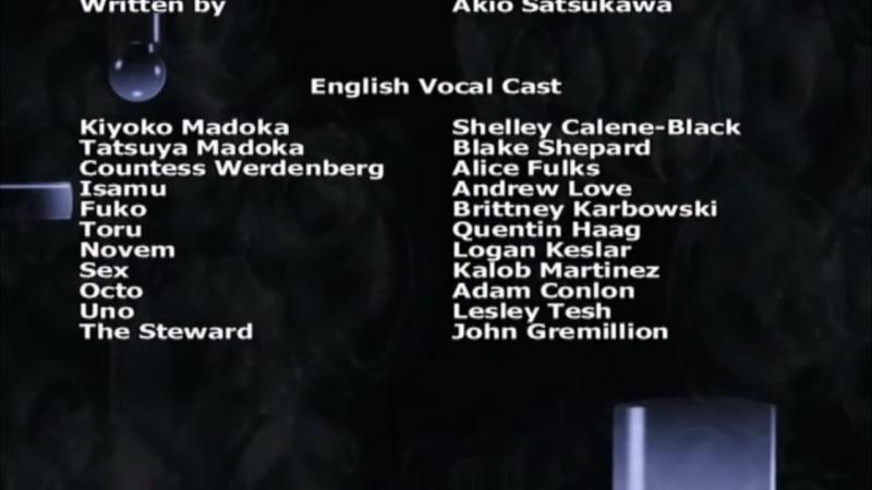 [AnimeOpend] Gilgamesh 1 Ending [Гильгамеш 1 Эндинг] (720p HD)