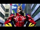 Моя геройская академия  Boku no Hero Academia 1 сезон 6 серия (JAM) (AniDub)