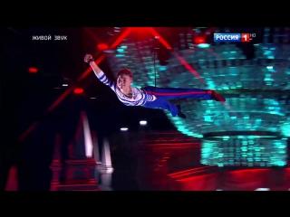 Синяя птица. Александр Козырин (цирковое искусство) и Вадим Эйленкриг. Тема из к/ф