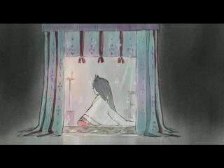 «Сказание о принцессе Кагуя» |2013| Режиссер: Исао Такахата | аниме