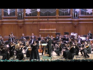 Дж. Россини. Ария Изабеллы из оперы «Итальянка в Алжире». Мария Остроухова (меццо-сопрано)