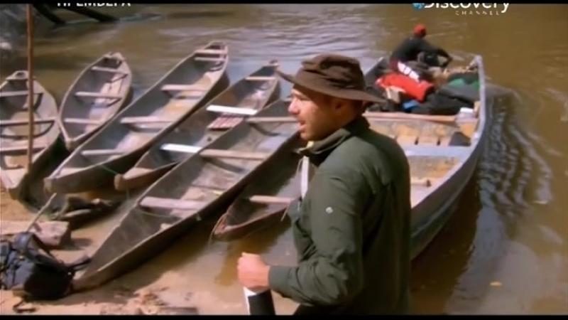 Идиот За Границей / An Idiot Abroad - 2010 - (Великобритания) эпизод 7: Перу