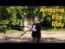 Polar Fox Kung Fu: Flaming Torch Juggling, Fire Breath, Flaming Hula Hoops