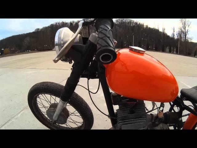 ИЖ Юпитер боббер / IZH custom bobber