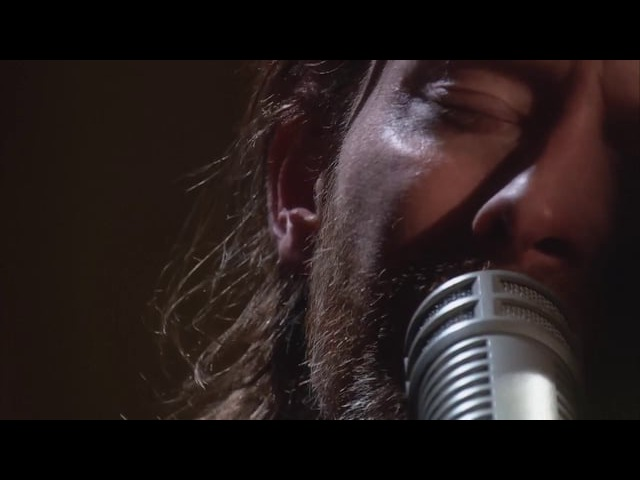 Radiohead - Give up the Ghost - The King of Limbs - From the Basement Live Session