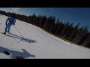 Чемпионат России по лыжным гонкам 2017. Коньковый круг 5 км от первого лица. Ретивых, Березин.