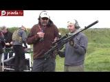 Снайперская винтовка СВ-98. Динамический показ