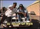 N.W.A Pool Party (1990) Lost Footage pt.4 (DJ Yella of N.W.A)