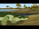 01. Pustolovine sa braćom Kret - Mama krokodil - Sinhronizovano - Crtani film