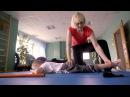 Массаж и корригирующая гимнастика для детей с ДЦП