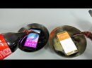 Samsung Galaxy S7 Edge vs Xperia Z5 Premium Freeze test Coca Cola 9 HOURS Test! (4K)