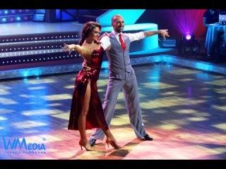 Танцы со звездами. Алёна Водонаева и Е. Папунаишвили. Румба - 2 (танец+обсуждение и оценки жюри)