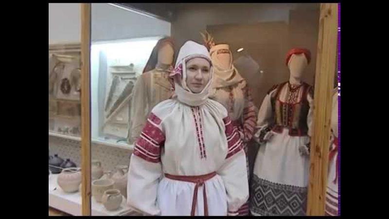 Беларускі нацыянальны касцюм – важны элемент этнічнай культуры беларусаў