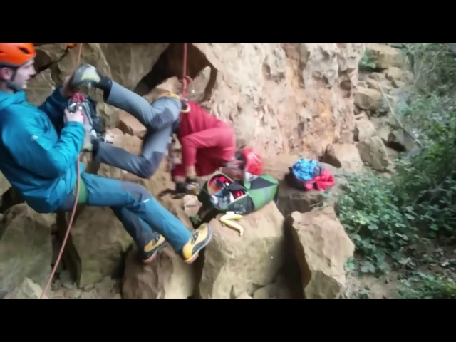 Rock Climbing Falls, Fails and Whippers Compilation 2017 Part 7