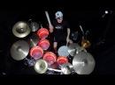 The Diary Of Jane - Drum Cover - Breaking Benjamin