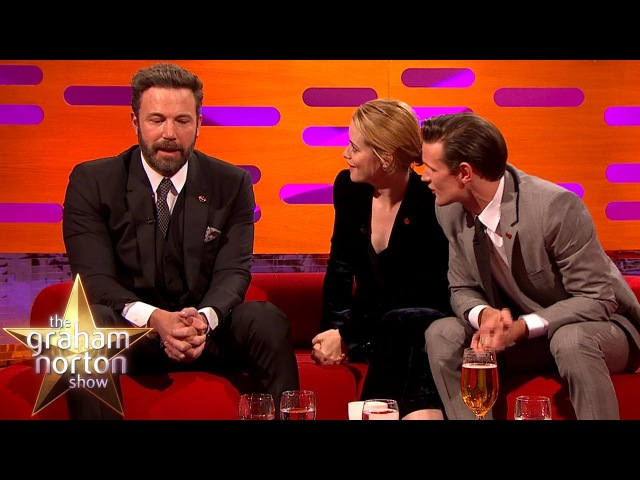 Ben Affleck's Son Got A Cold From The Future King of England - The Graham Norton Show » Freewka.com - Смотреть онлайн в хорощем качестве
