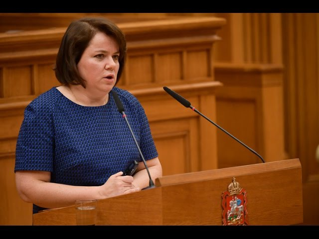 Оксана Косарева об участии Московской области в маршруте Золотое кольцо России