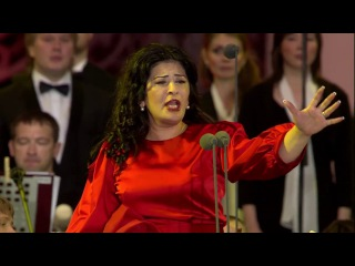 Вероника Джиоева - Выходная ария Сильвы