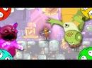 🐾 Планета зомби Лунтиков. #16! Фильм 2. Нападения мутантов! Мультик Игра приключенческая.